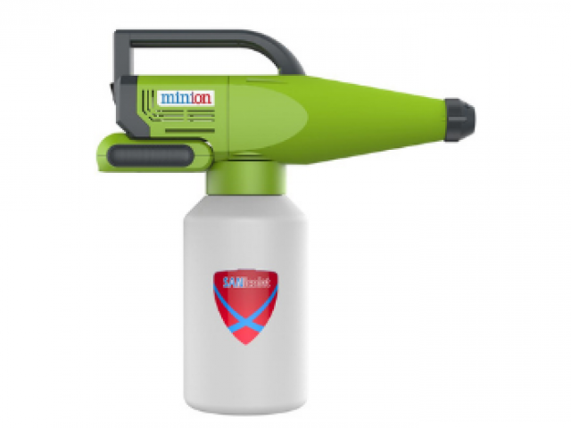 disinfectant spray - sws group
